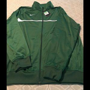 NWT's Nike XL Men's Zip Jacket!